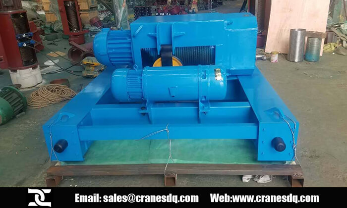 20/2 ton electric hoist for Vietnam customer