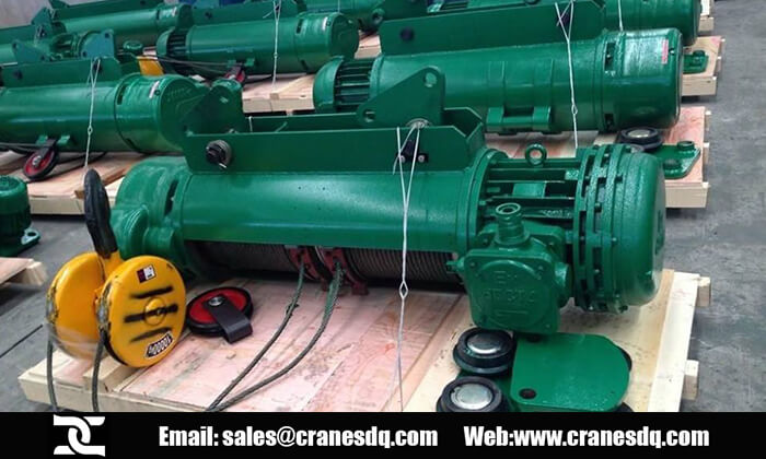 5 ton explosion proof electric hoist