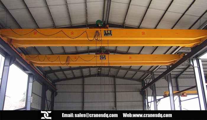 Overhead crane and gantry crane for Excavator Company