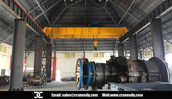 Types of crane and hoist projects for reference