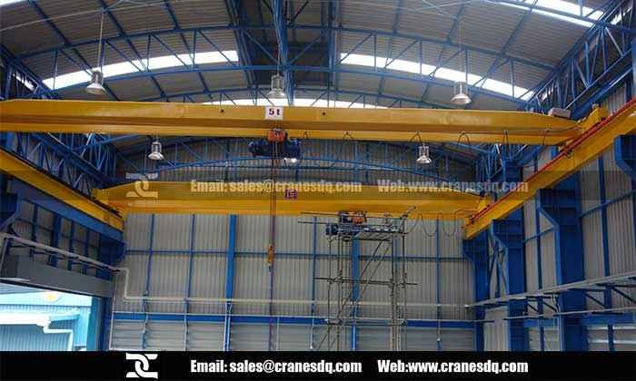 Overhead crane Thailand: 5 ton and 15 ton overhead crane