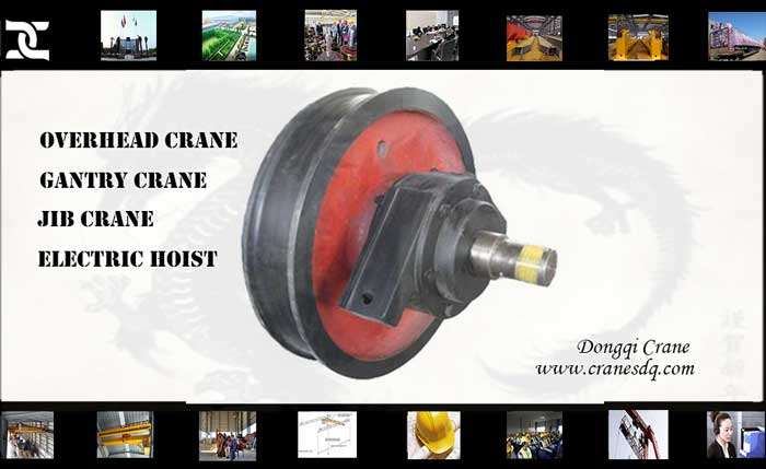 Crane Wheels Overview Crane Wheel Design And Crane Wheel