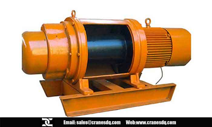 Planetary  electric winch for sale