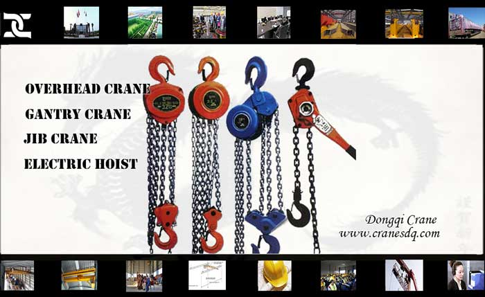 manual chain hoist / chain block