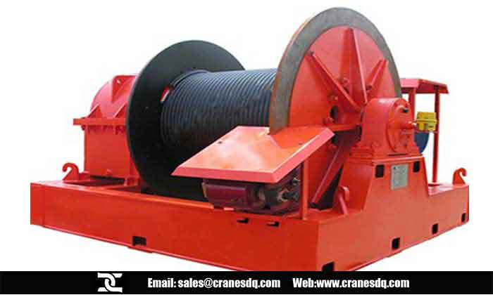 Variable speed electric winch for sale