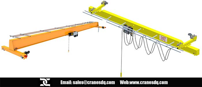 Overhead Cranes Standards : Single girder overhead crane with fem standard