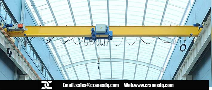 Single Girder Overhead Crane with FEM crane standard