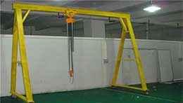 Manual eot crane