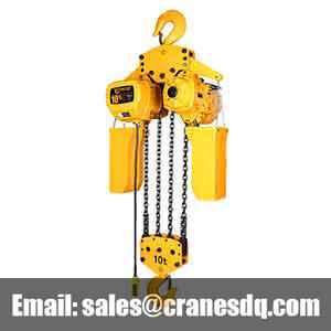 300kg -50 ton electric chain hoists: Electric / manual