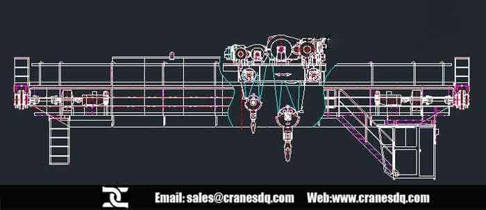 Bridge Crane Metal Structure Design