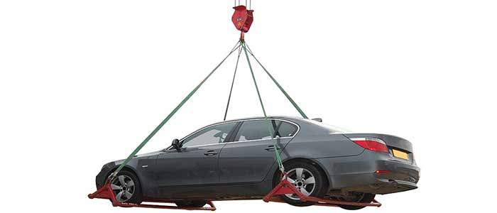 Industrial material hanlding: Hoist and Crane for automotive industries
