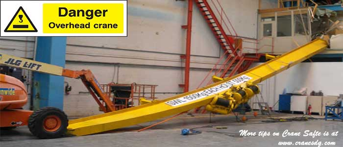 Crane Repair To Ensure Your Overhead Crane Safety