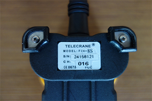 Crane accessories: Wireless remoter