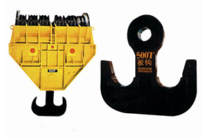 Crane accessories: Hook Group and Hook Group