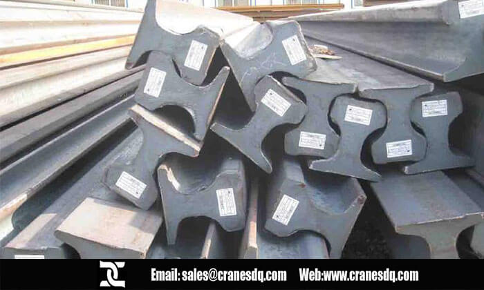 Crane rails of various rail dimesions and specifications- Dongqi crane rail supplier