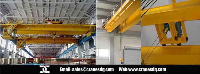 Double girder 80 ton crane for sale Singapore