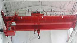 double gidrder overhead crane for sale