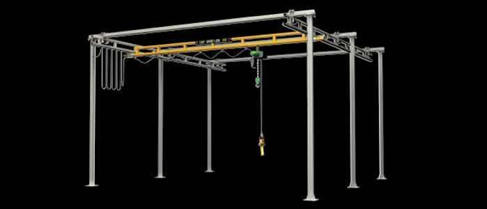 Workstation Cranes For Sale From Workstation Crane