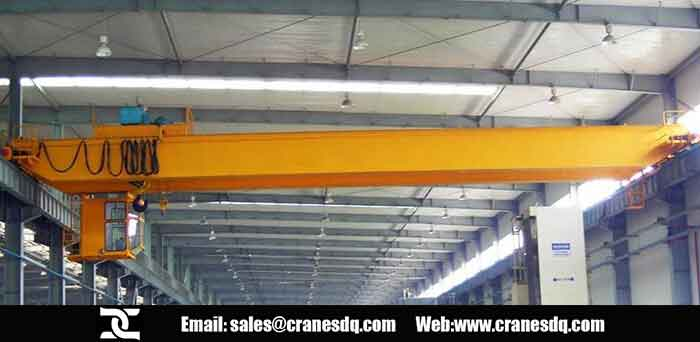 Explosion proof double girder floor operated crane