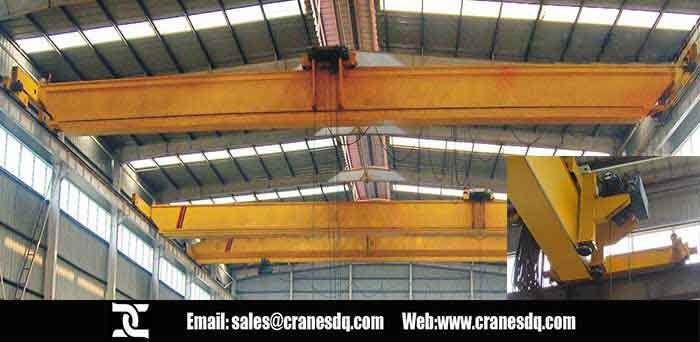 Low Headroom Single Girder floor operated crane