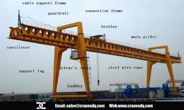Crane Parts Overview  Cranes Parts And Crane Spare Parts For Overhead Crane  Gantry Crane