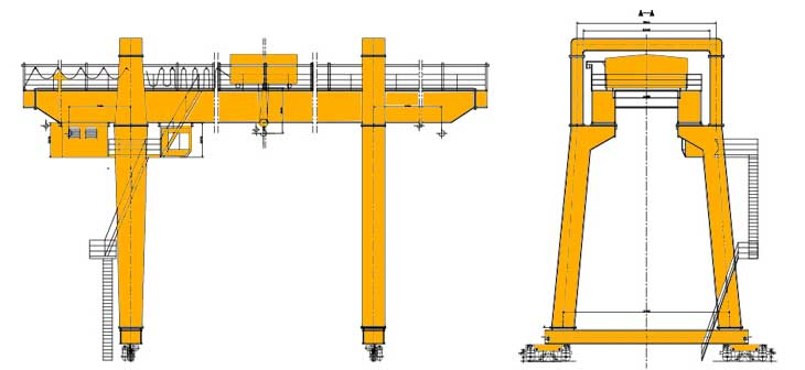 Obsolete Overhead Crane Parts : Crane parts overview cranes and spare