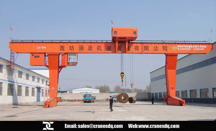 Gantry crane for sale China