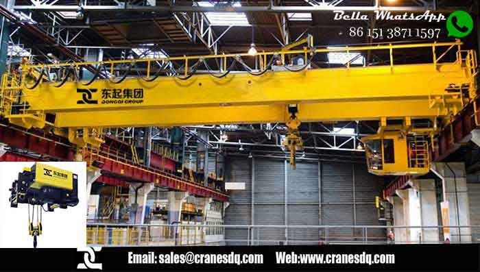 Insulation floor operated crane