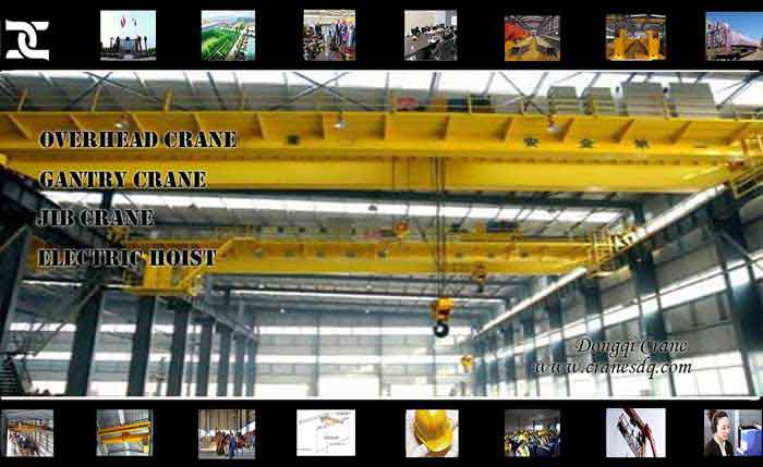 Insulation overhead crane for sale China
