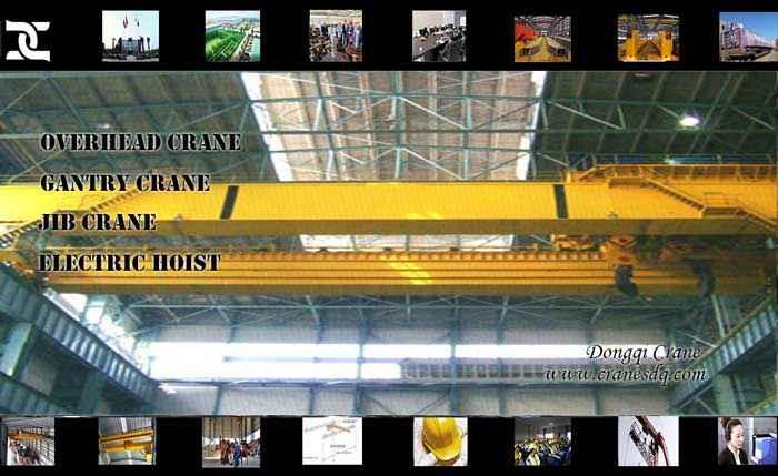 Industrial crane:Ladle for high temperature environment, Overhead crane for metallurgical industries
