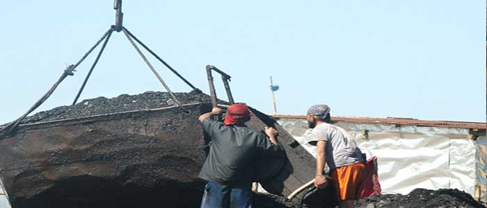Industrial material handling: Mining cranes life your loads and guard your safety