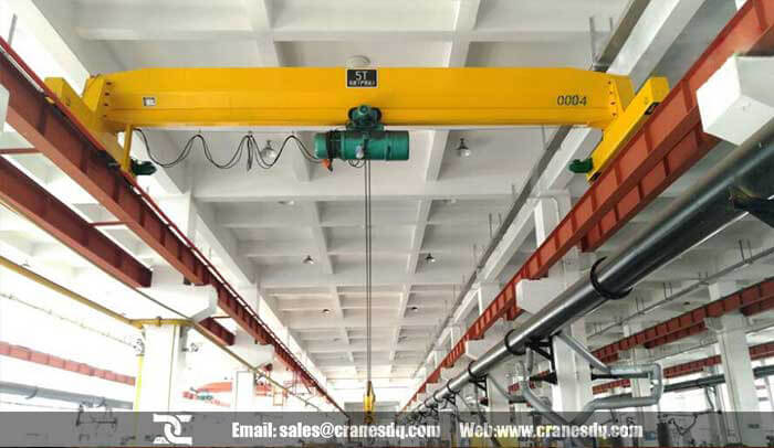 Overhead Crane Beam Design : Overhead crane runway beam design concrete column