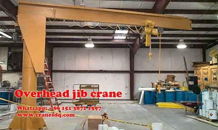 Jib Crane In Uae : Overhead crane uae electric hoist rope chain