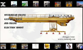 overhead 80 ton crane with lifting capaicty 80 ton to 550 ton