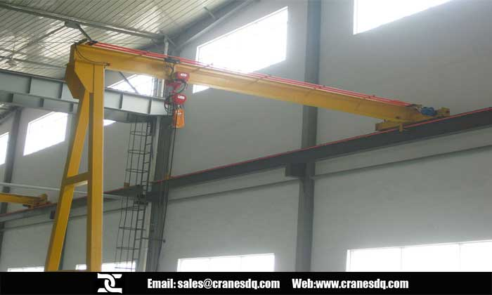 Semi-gantry crane for sale China