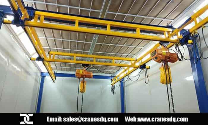 Workstation Crane Systems : Workstation crane systems bridge