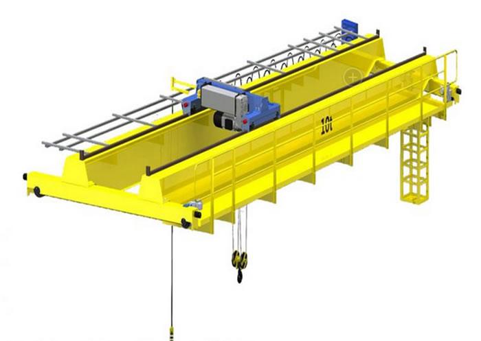 Overhead Cranes Standards : European overhead crane with double girder