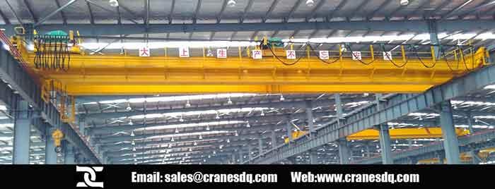 Double trolley 25 Ton Crane