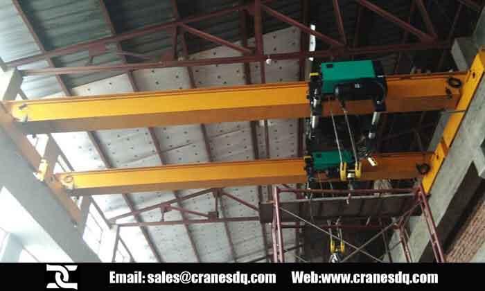 European Standard electric hoist overhead crane- European cranes of