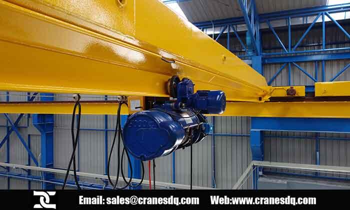 Hoist crane 2 ton for sale: China traditional single beam