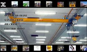 NLX European Style Underslung Crane