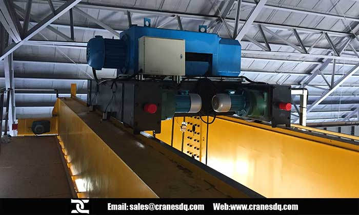 Electric hoist double girder overhead crane- EOT crane of