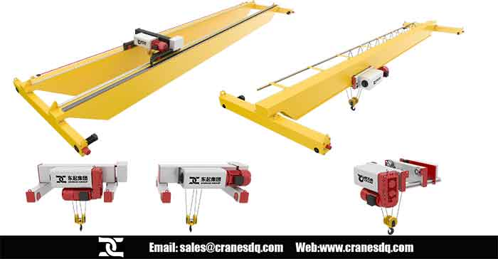 Overhead crane wanted? Comes to DQCRANES for overhead crane surprises!