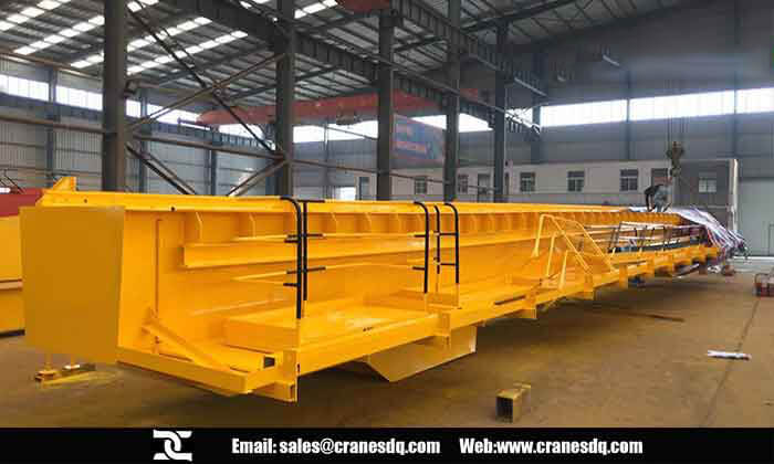 25 ton outdoor gantry crane for delivery