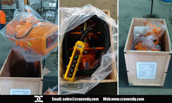 Electric Hoist Philippines Electric Chain Hoist And Wire