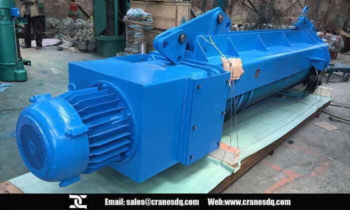 45 ton wire rope hoist for sale
