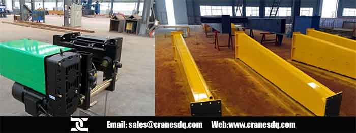 Gantry crane production for Australia Customers