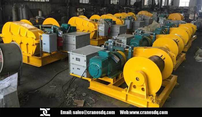 Electric winch Philippines | Electric winch for sale Philippines | Dongqi electric winch supplier