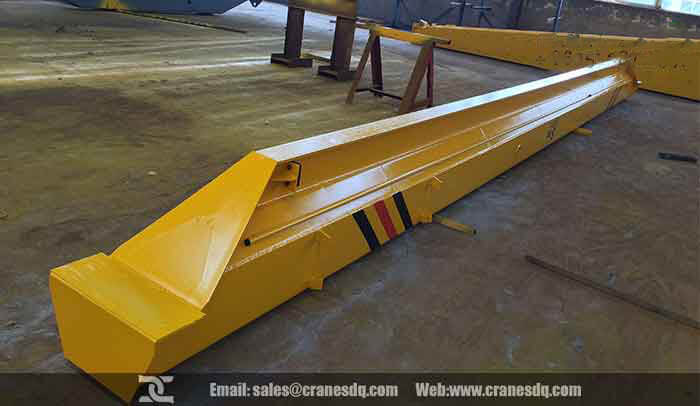 Overhead crane Jamaica: Single girder overhead crane for sale Jamaica