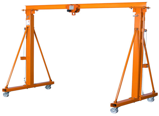 Gantry crane with good price- gantry crane for sale from DQCRANES